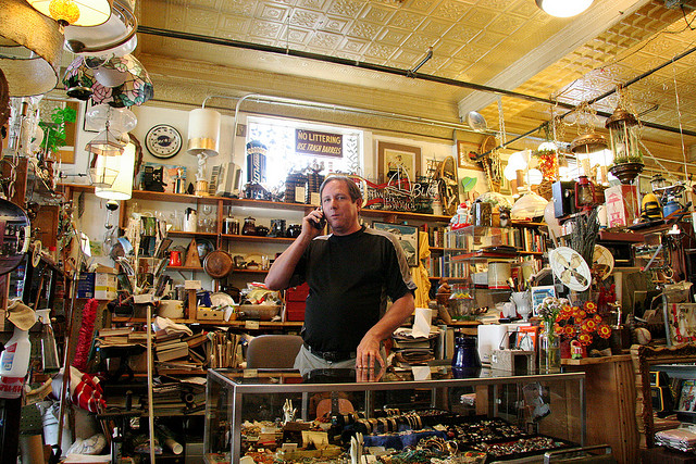 John Baker, proprietor